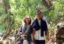 Anh chàng đi bộ xuyên Việt và câu chuyện về cái Balo