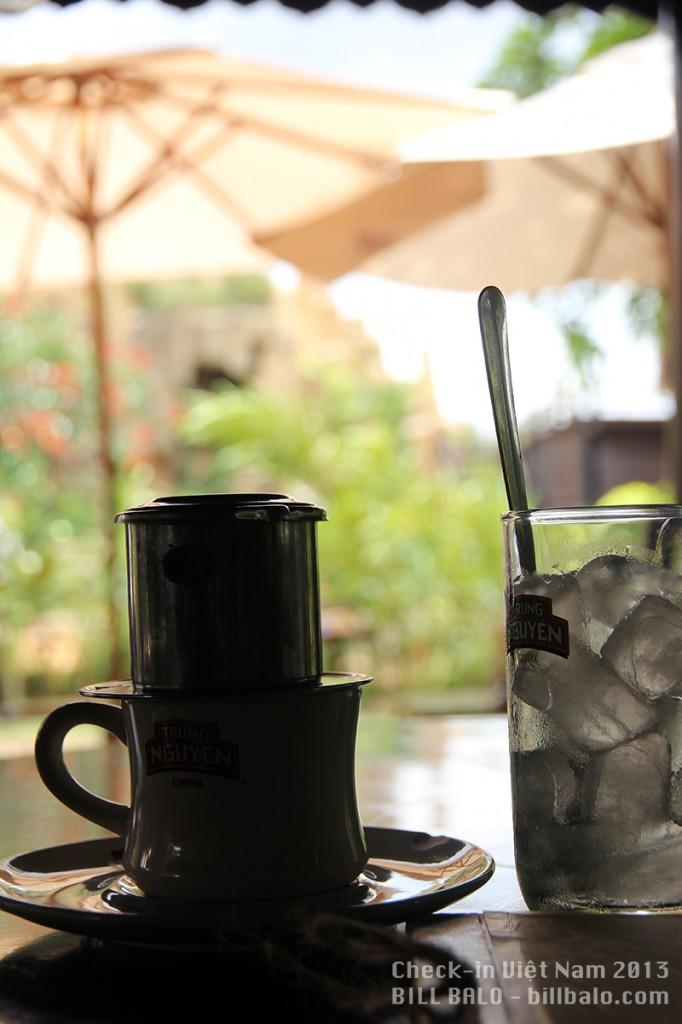 Làm một tách cafe trước khi rời Buôn Ma Thuột