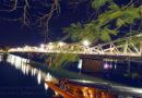 Đêm thanh bình tại thành phố Huế