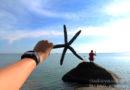 Ngày đầu tiên ở đảo Cù Lao Chàm