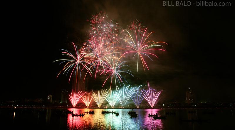 Pháo hoa của Mỹ tại lễ hội pháo hoa quốc tế