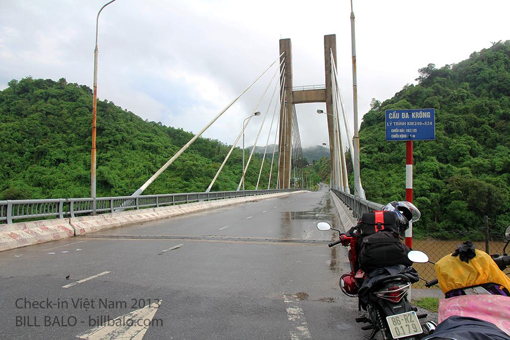 Cầu Da Krong