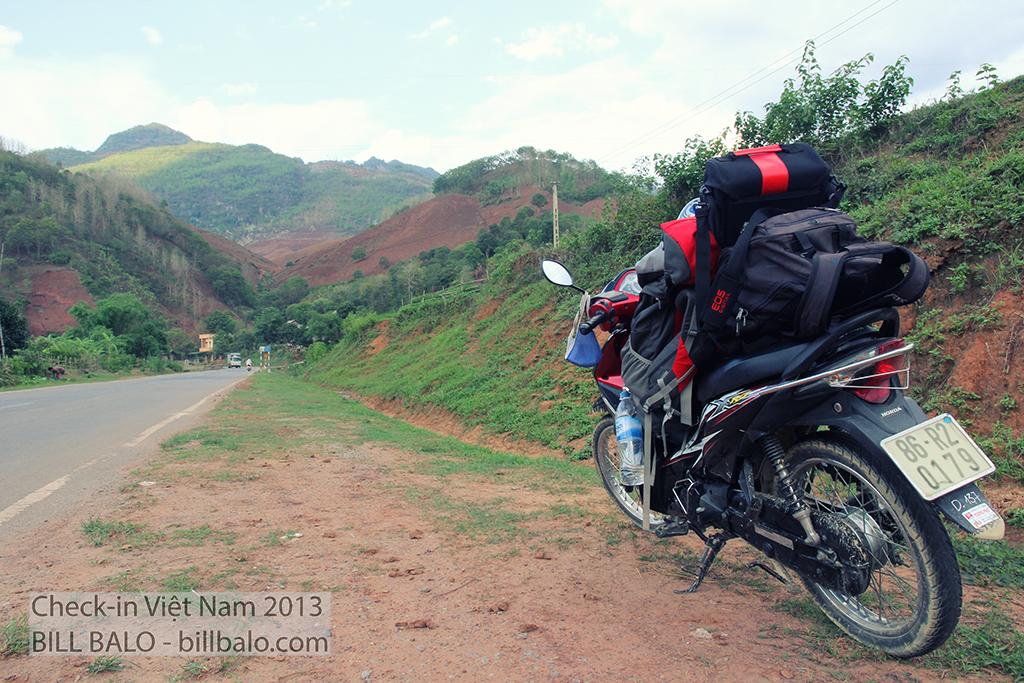 Trên đường về Sơn La