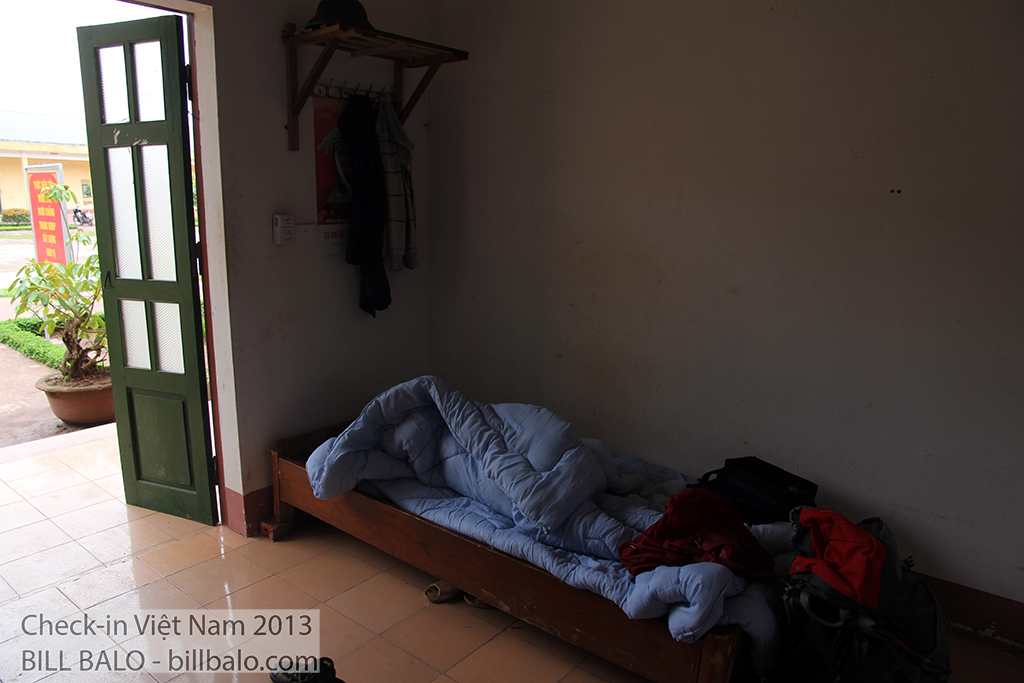 Chỗ ngủ