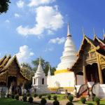 Chiang Mai – Thành phố thờ phật trong một cái ô vuông