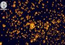 Lễ hội đèn trời Loy Krathong – Chiang Mai – Thái Lan