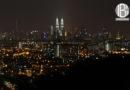 Ngắm KualaLumpur từ một góc khác trên cao!