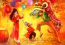 Không biết Lân – Sư – Rồng từ đâu mà có nhưng tuổi thơ từ đó mà hiện lên…