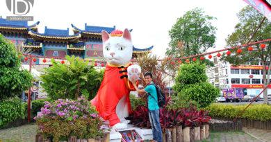 Lạ lẫm ở Kuching