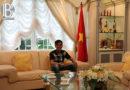 Một ngày ở ĐSQ Việt Nam tại Brunei