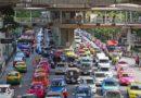 Giờ cao điểm viết chuyện văn hoá còi xe ở Thái Lan