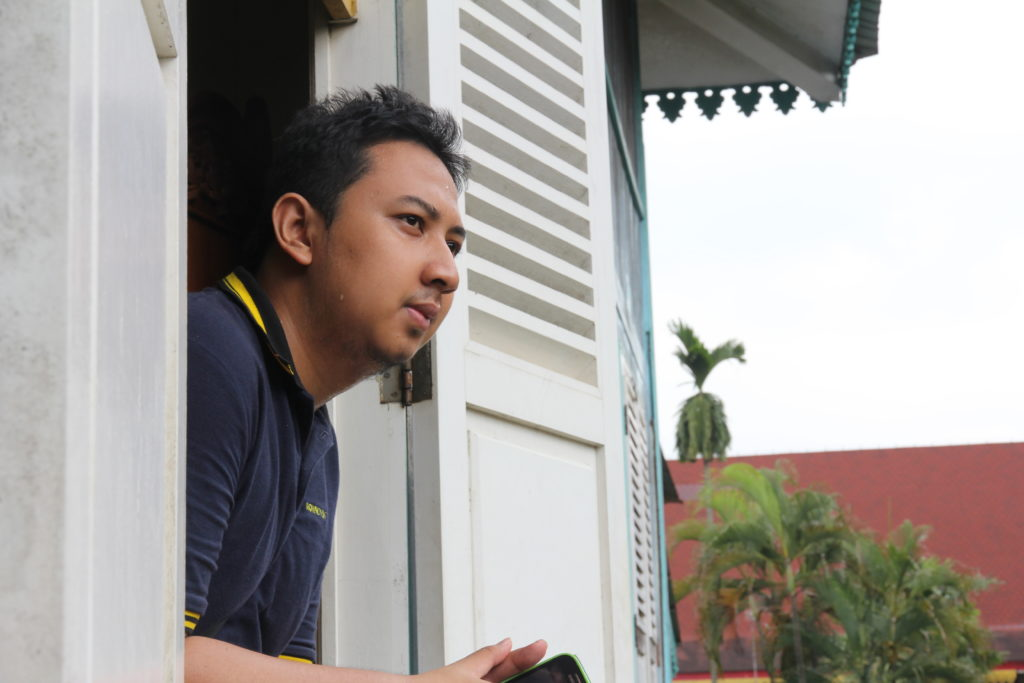 Abe - người bạn chu đáo ở Indonesia