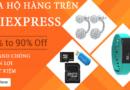 Mua hàng AliExpress – Uy tín, Không phí nhập khẩu