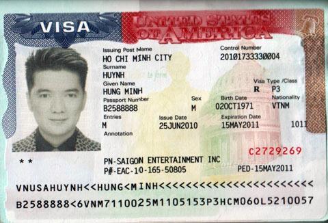 visa di Hong Kong