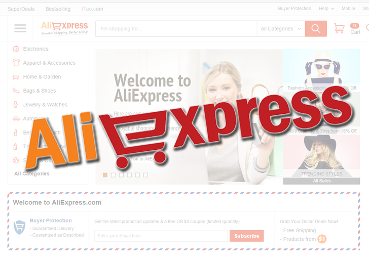AliBaBa-AliExpress-Data-Breach