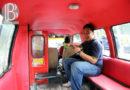 Đi xe bus ở Indonesia và những câu chuyện trên đường phố