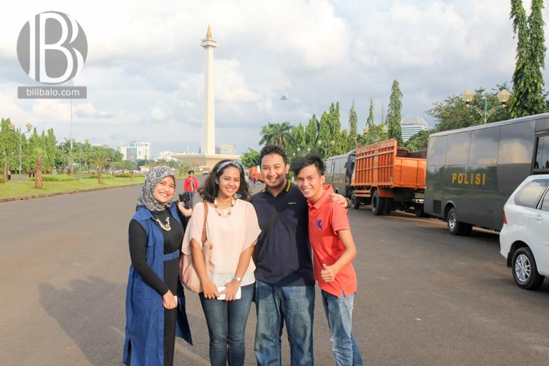 khám phá Jakarta