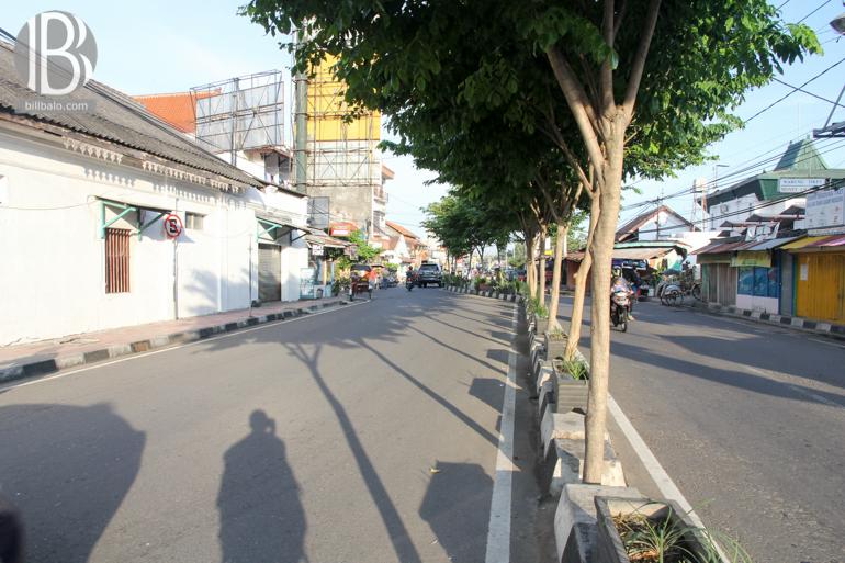 JogJakarta - thành phố nguệch ngoạc dễ thương