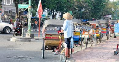 JogJakarta – thành phố nguệch ngoạc dễ thương