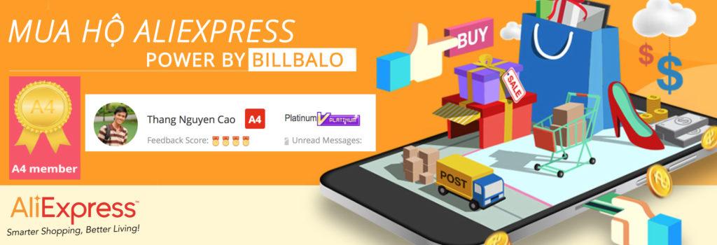 hướng dẫn mua hàng AliExpress