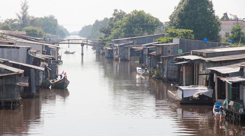 Mênh mang sông nước Cà Mau