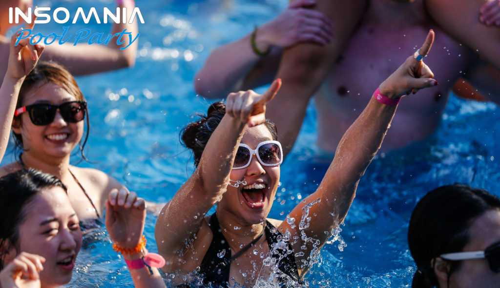 Insomnia Pool Party Mũi Né