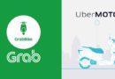 Bạn chọn Uber Moto hay Grab Bike?