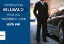 Mã khuyến mãi Uber 100K miễn phí sau khi cài đặt ứng dụng