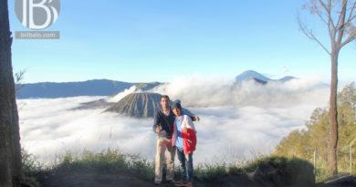 Ngắm bình minh và săn mây ở Bromo Mountain