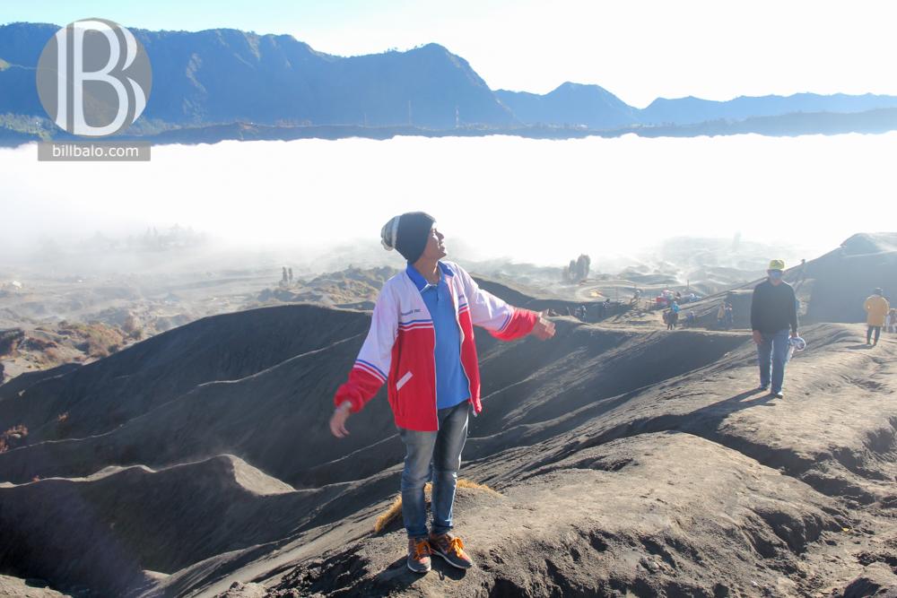 Hành trình leo miệng núi lửa Bromo Mountain