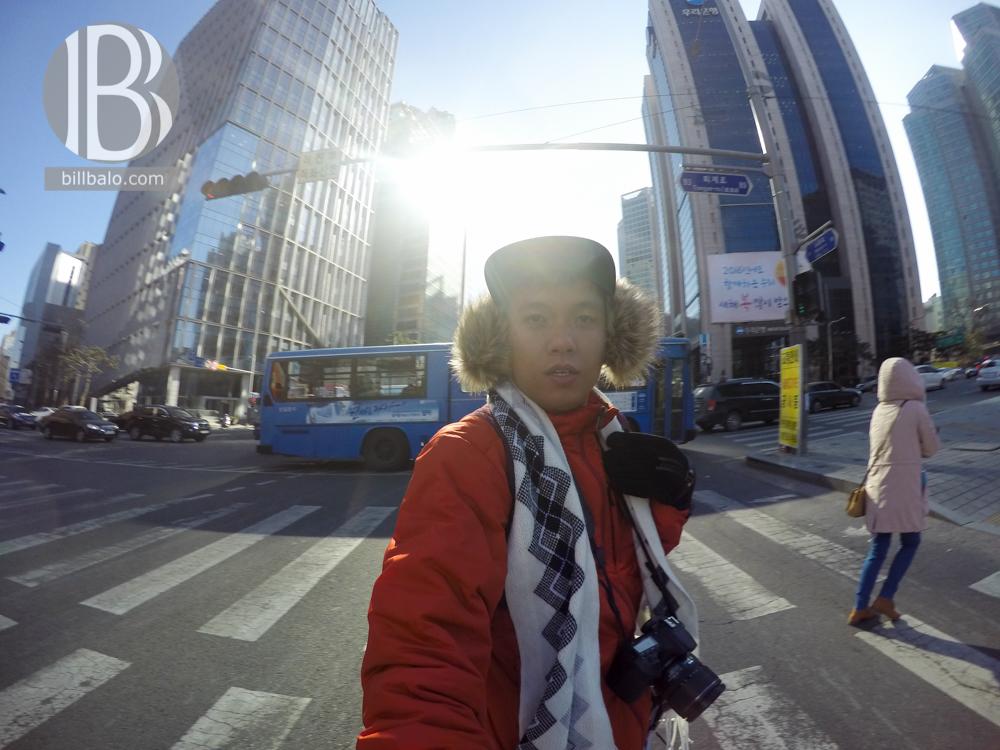 kinh nghiệm giữ ấm khi tới Hàn Quốc mùa đông