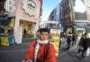 Toàn cảnh phố Myeong-dong thần thánh ở Seoul Hàn Quốc