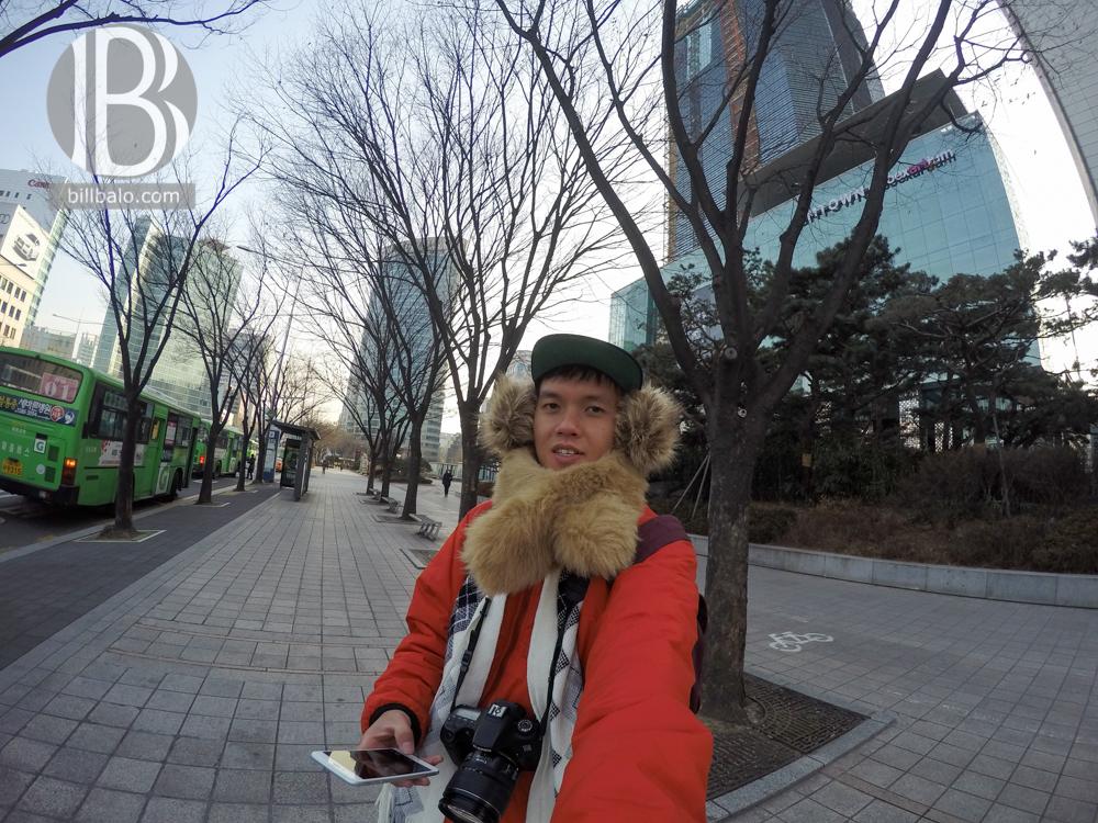 kinh nghiệm giữ ấm khi tới Seoul