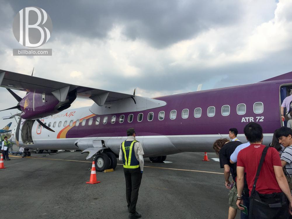 máy bay ATR 72