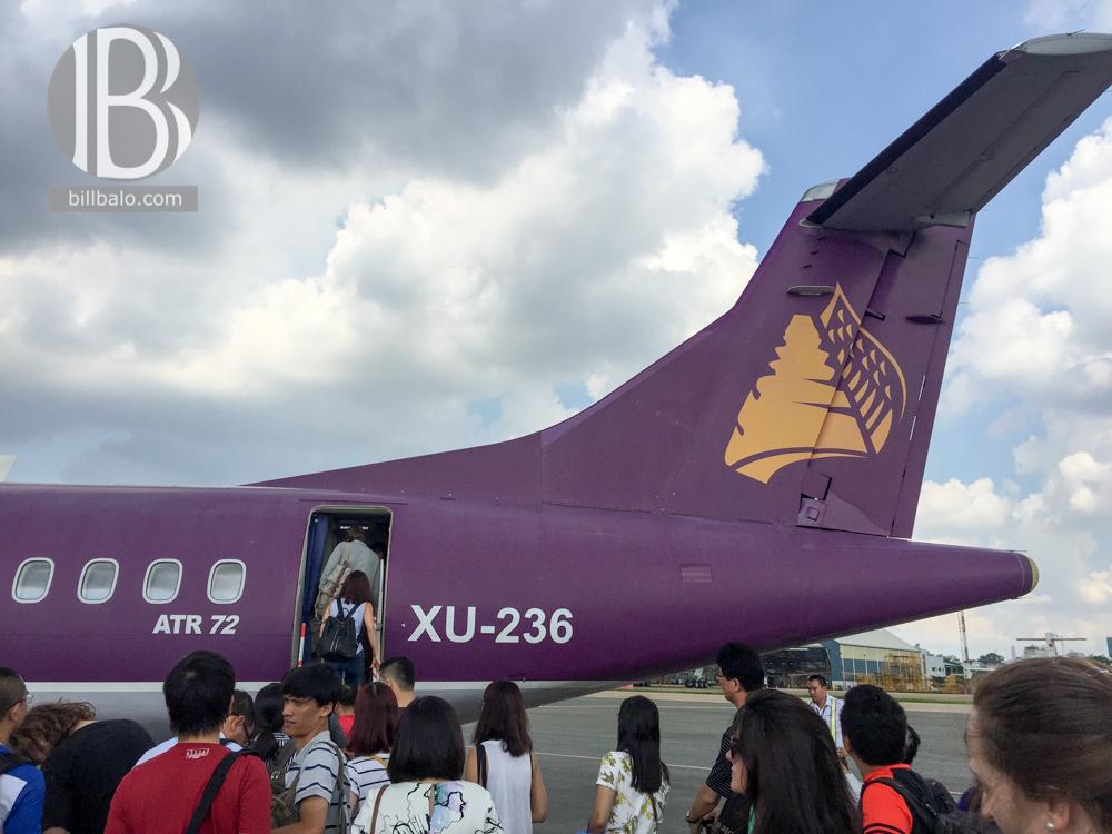 máy bay cambodia