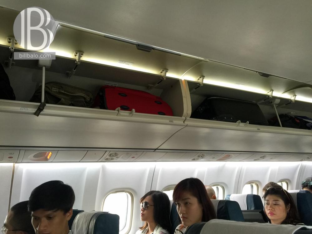 khoang hành lý