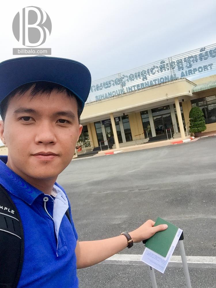 sân bay Sihanouk Ville