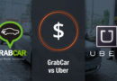 Có xe nhàn rỗi, kiếm tiền từ Uber hay Grab?