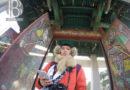 Tĩnh lặng ngôi chùa Bongeunsa ở Gangnam Hàn Quốc