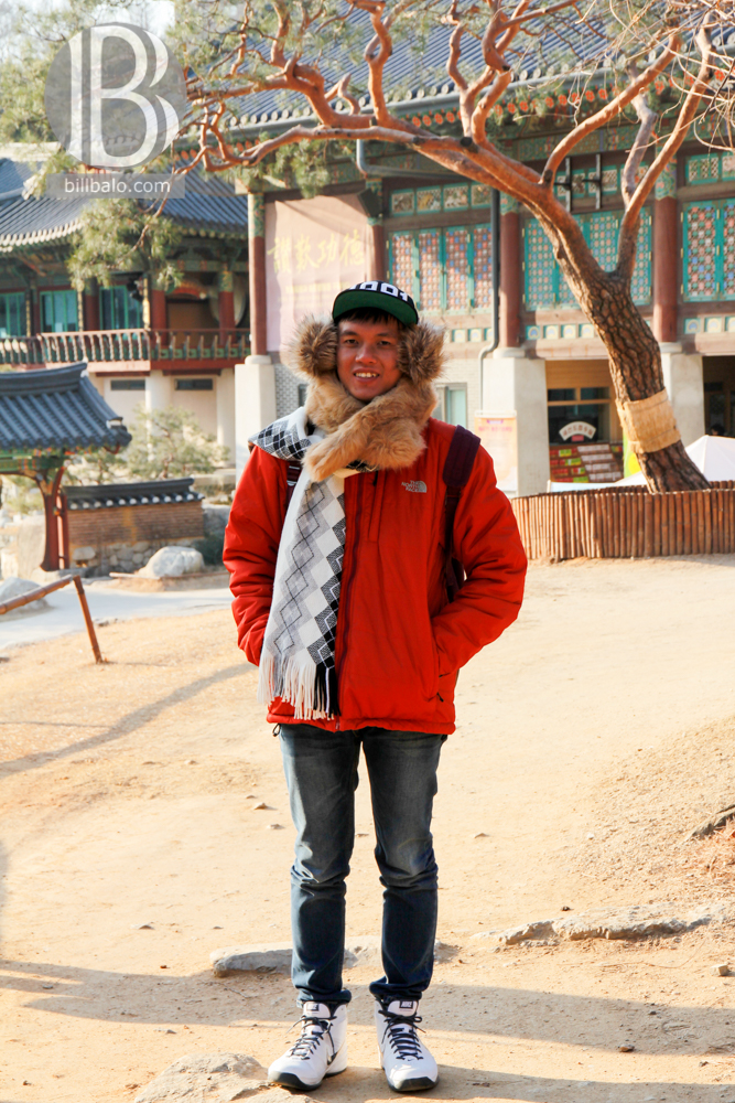 chùa bongeunsa ở gangnam
