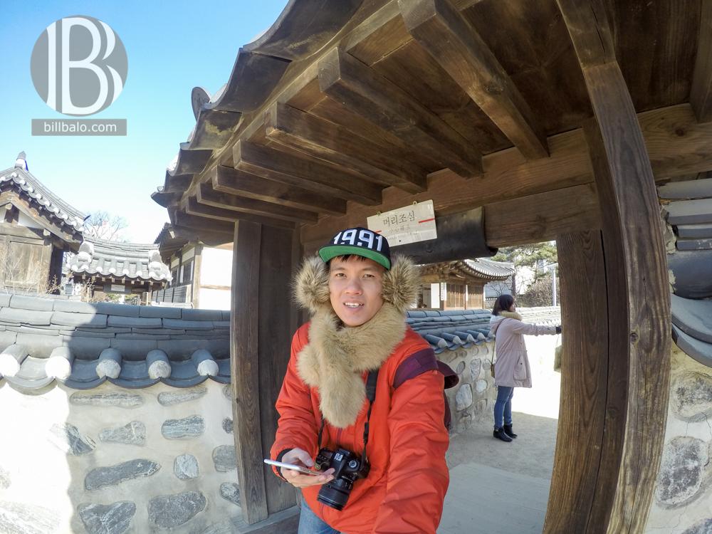 làng cổ hanok namsangol