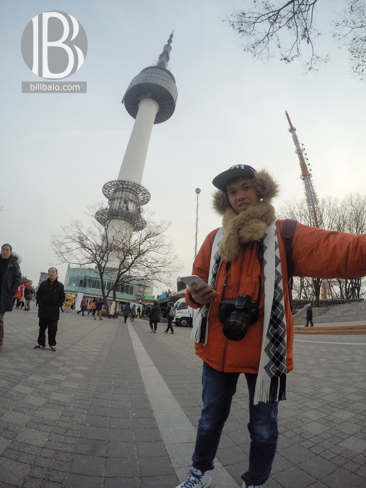 tháp namsan tower thủ đô Seoul