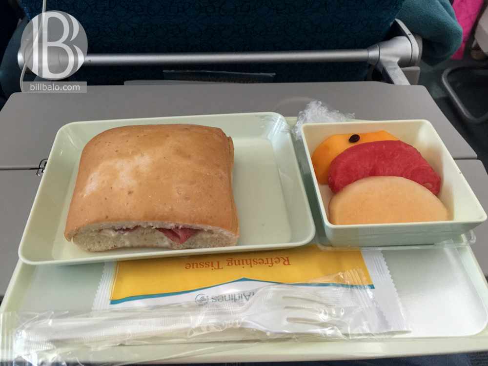 đồ ăn vietnam airlines