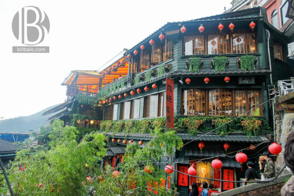 Hành trình 1 ngày từ Đài Bắc: Cửu Phần (Jiufen), Dã Liễu (Yehliu) và Thập Phần (Shifen)