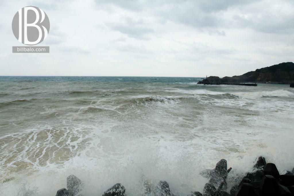 biển âm dương yin yang sea