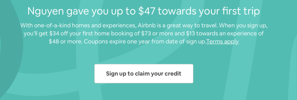 đặt phòng trên Airbnb