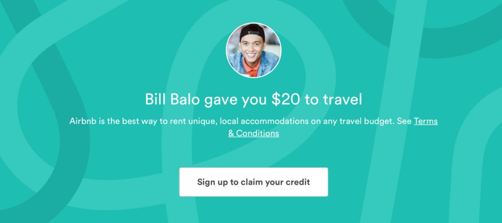 Hướng dẫn đặt phòng trên Airbnb giảm giá 20 US$