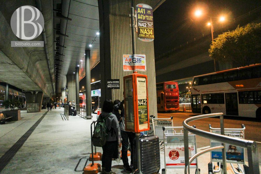 cách đi từ sân bay Hong Kong về trung tâm thành phố