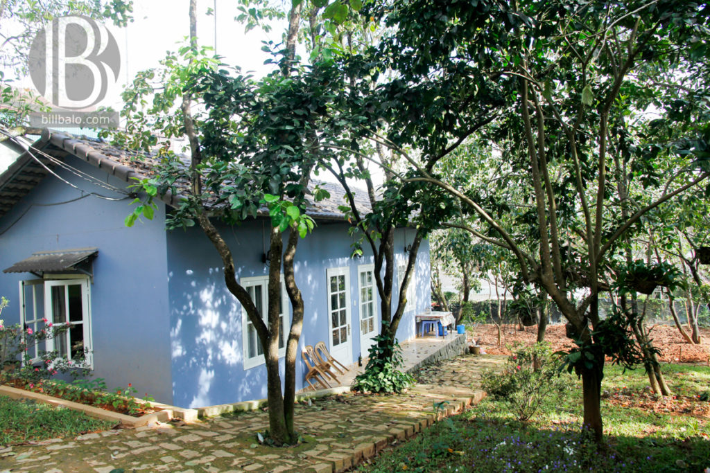 homestay garden Đà Lạt