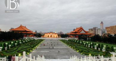 Từ đài tưởng niệm Tưởng Giới Thạch tới chợ đêm Ximending ở Đài Loan